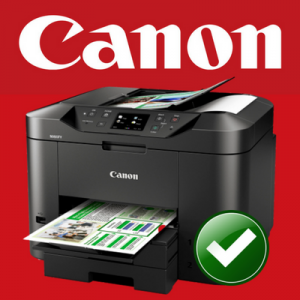 canon printer error